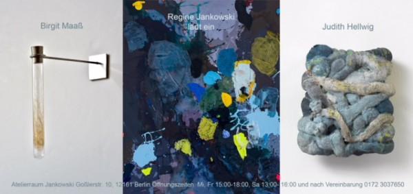 Einladungskarte Regine Jankowski